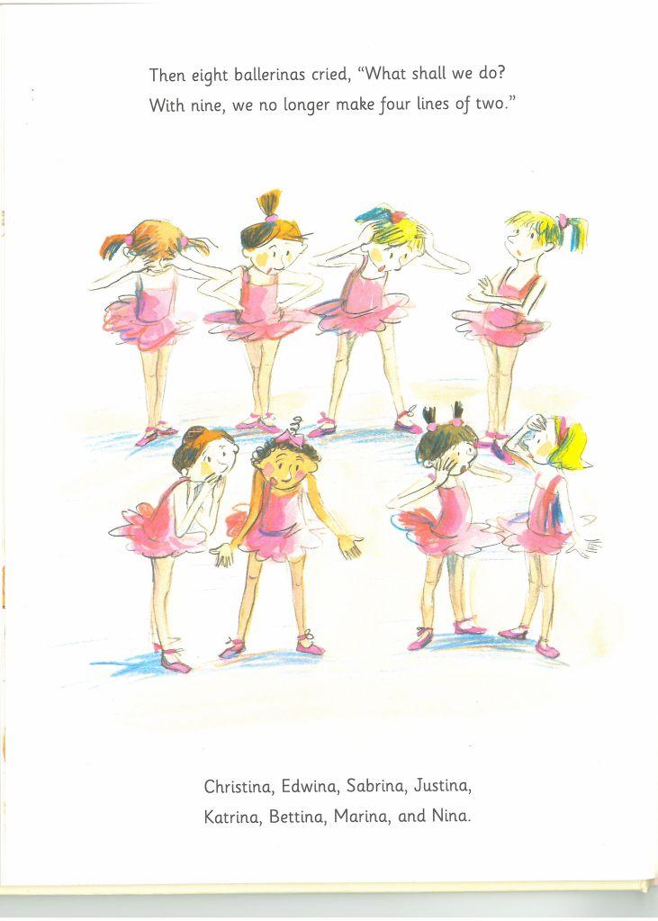 Miss Lina's Ballerinas Array