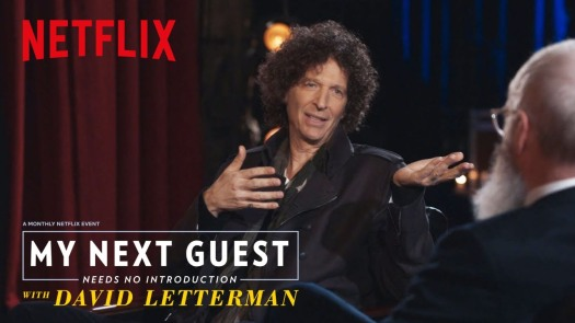 My Next Guest Howard Stern